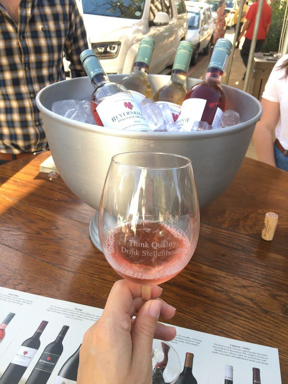 Beyerskloof Pinotage Rosé