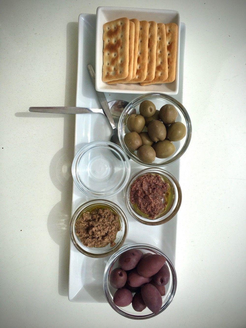 Morgenster Olive platter