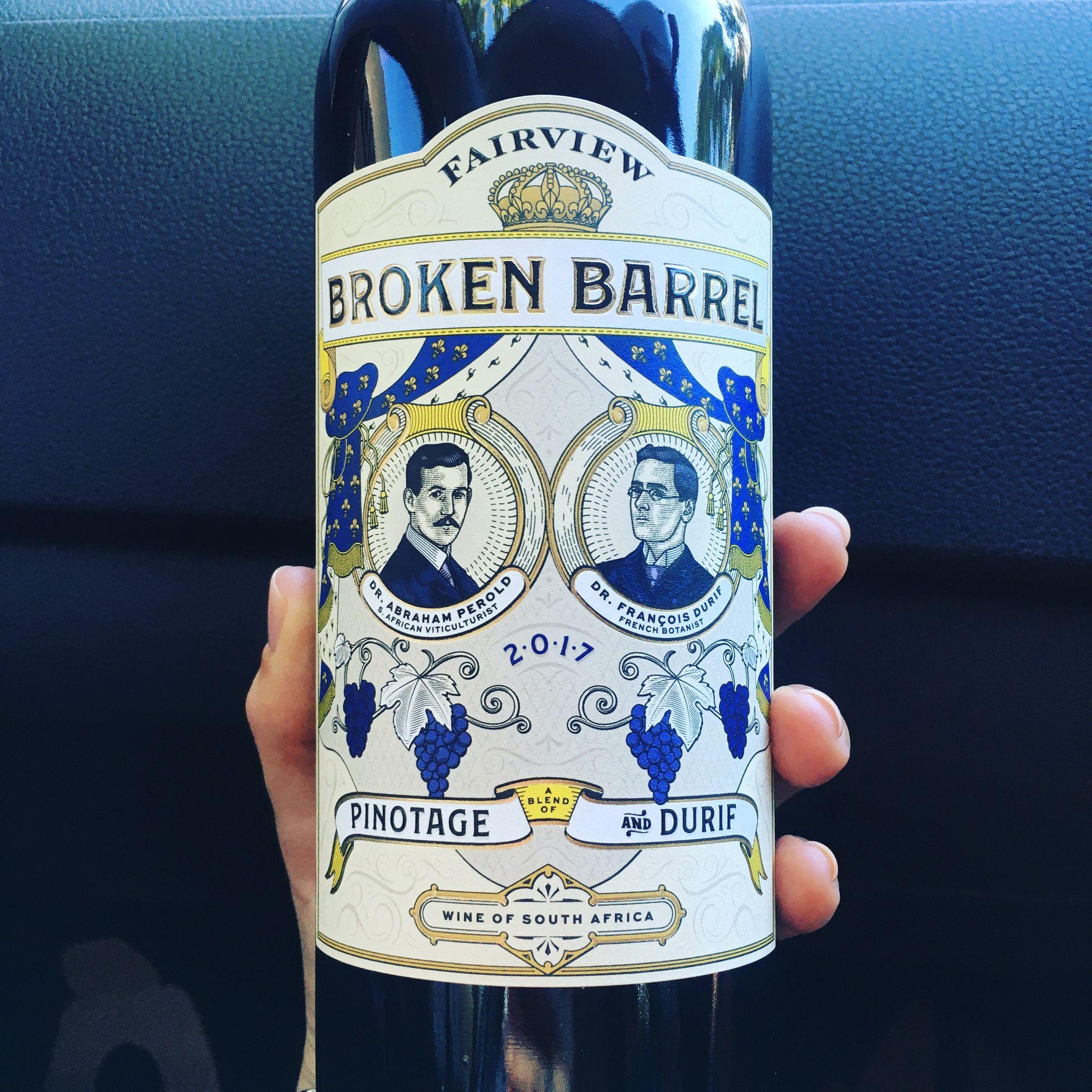 Broken Barrel #4