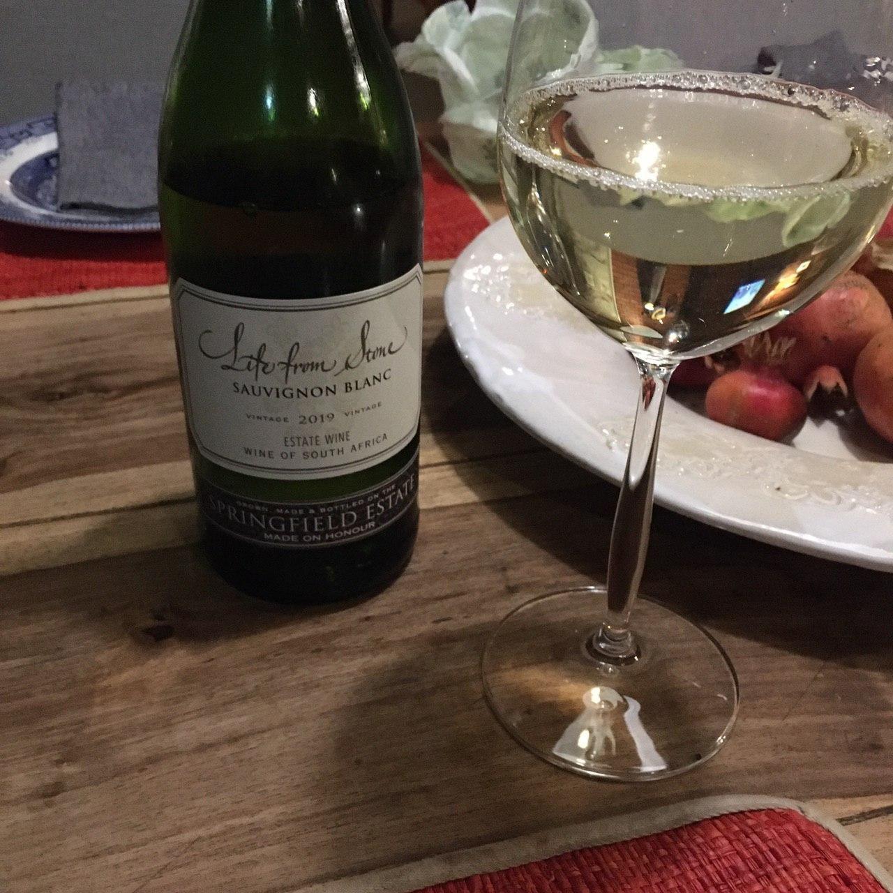 Springfield Life from Stone Sauvignon Blanc