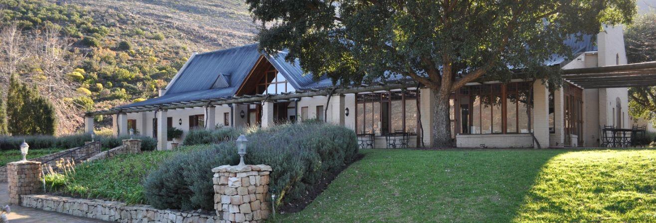 GlenWood Estate - Image courtesy of Franschhoek Wine Valley